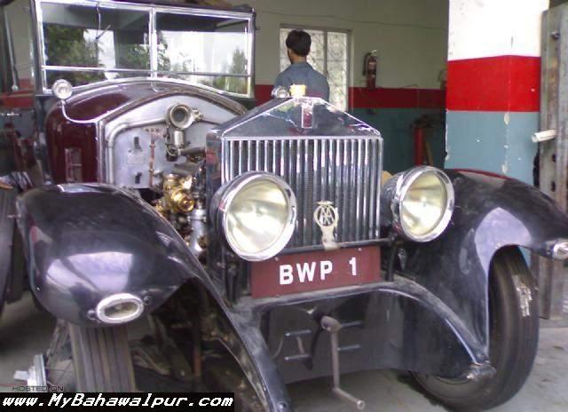 car of nawab of bahawalpur