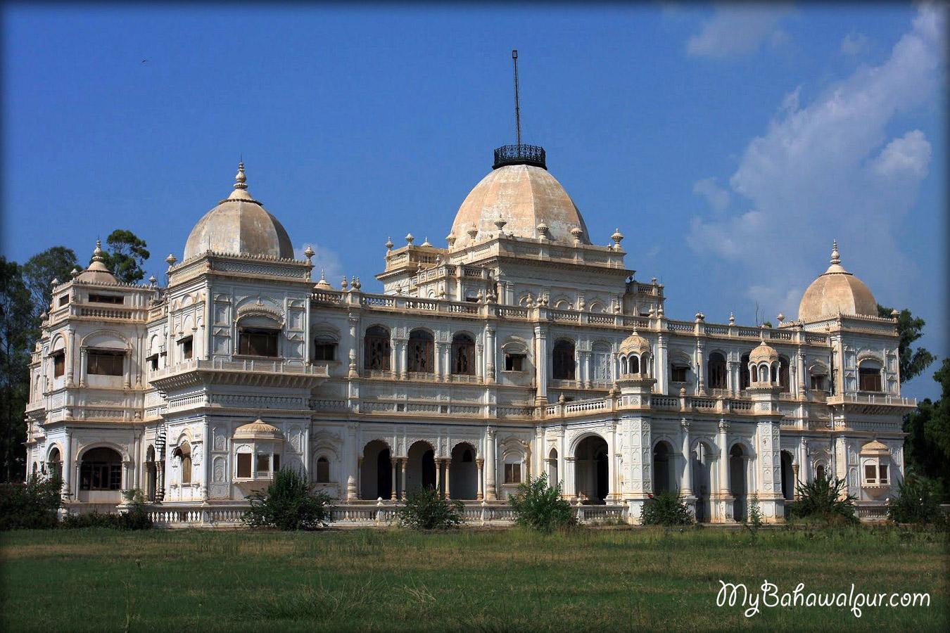 Sadiq Garh Palace Dera Nawab Bahawalpur